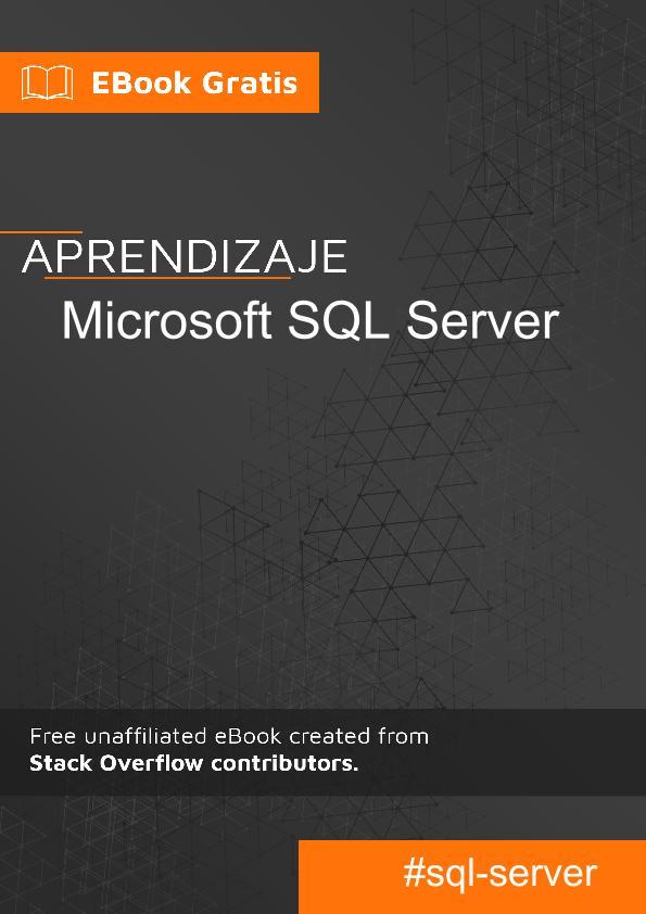 Empezando con Microsoft SQL Server
