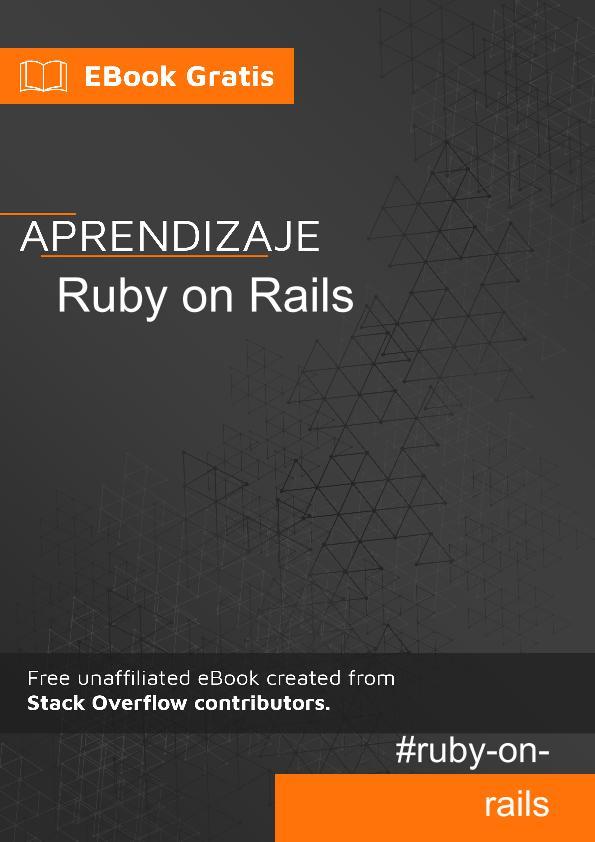 Empezando con Ruby on Rails