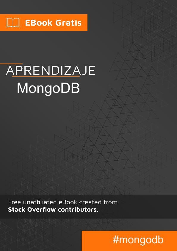 Empezando con MongoDB