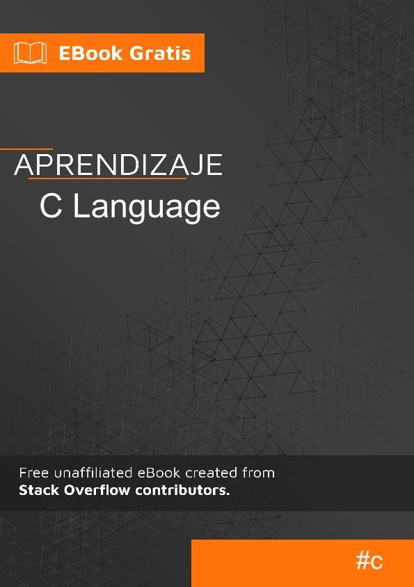 Empezando con el lenguaje C