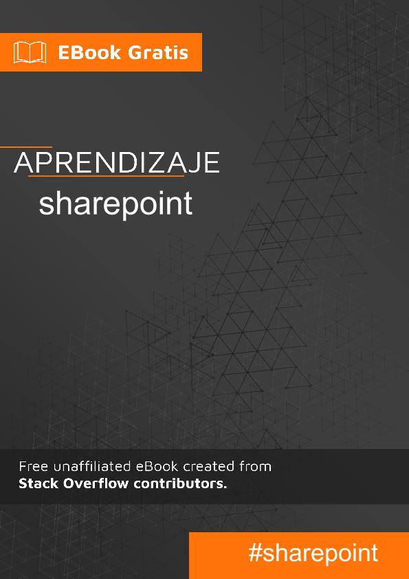 Empezando con SharePoint